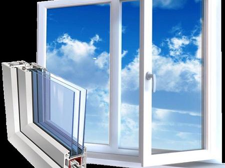 окна от компании Окна Лад