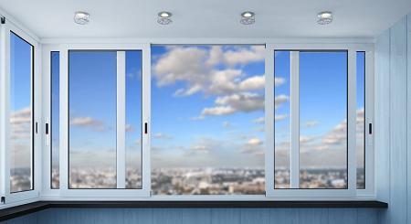 Выбор балконных рам ПВХ