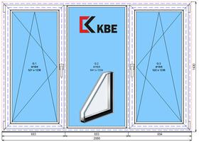 Окно в зал КБЕ