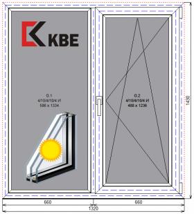 Окно в кухню КБЕ