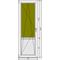 Дверь ПВХ KBE Эксперт 730x2200